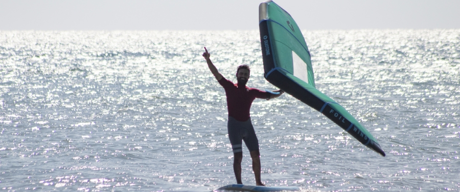 SUP WING SESSION | 18 AGOSTO 2019